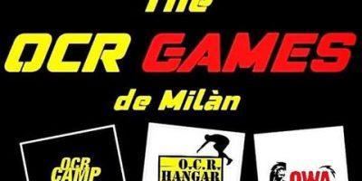 The OCR Games de Milan