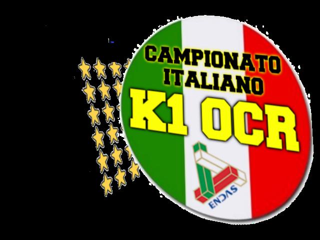 La Classifica ufficiale del CAMPIONATO K1 OCR Challenge 2019 by ENDAS
