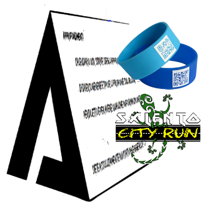 Salento City Run sperimenta il braccialetto virtuale
