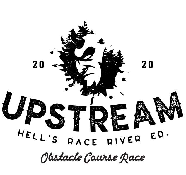 hell's race upstream water