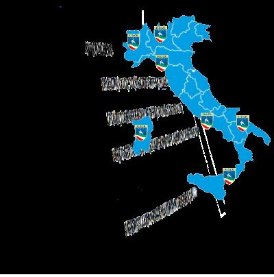 Fase 2 e campionati regionali FIOCR