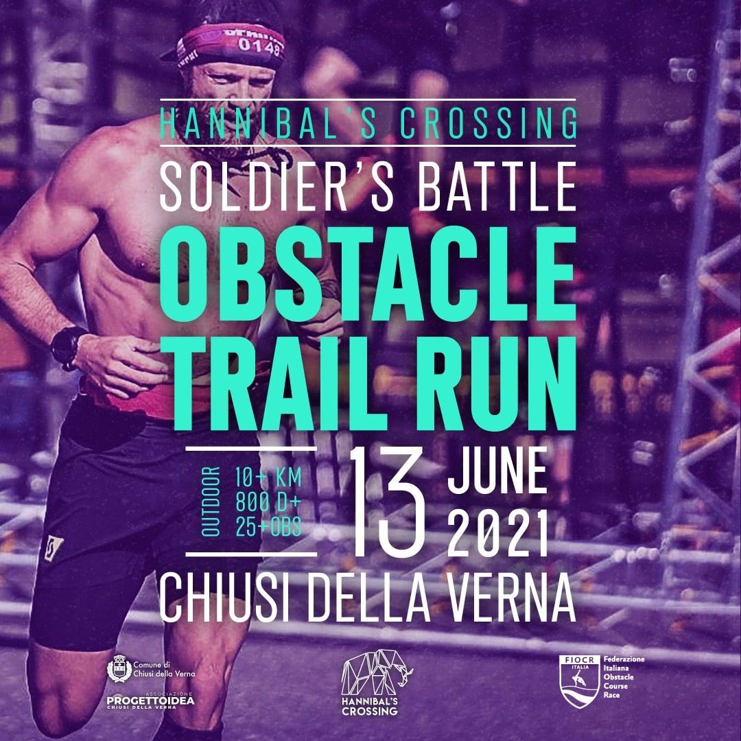 soldier's battle chiusi della verna hannibal's crossing